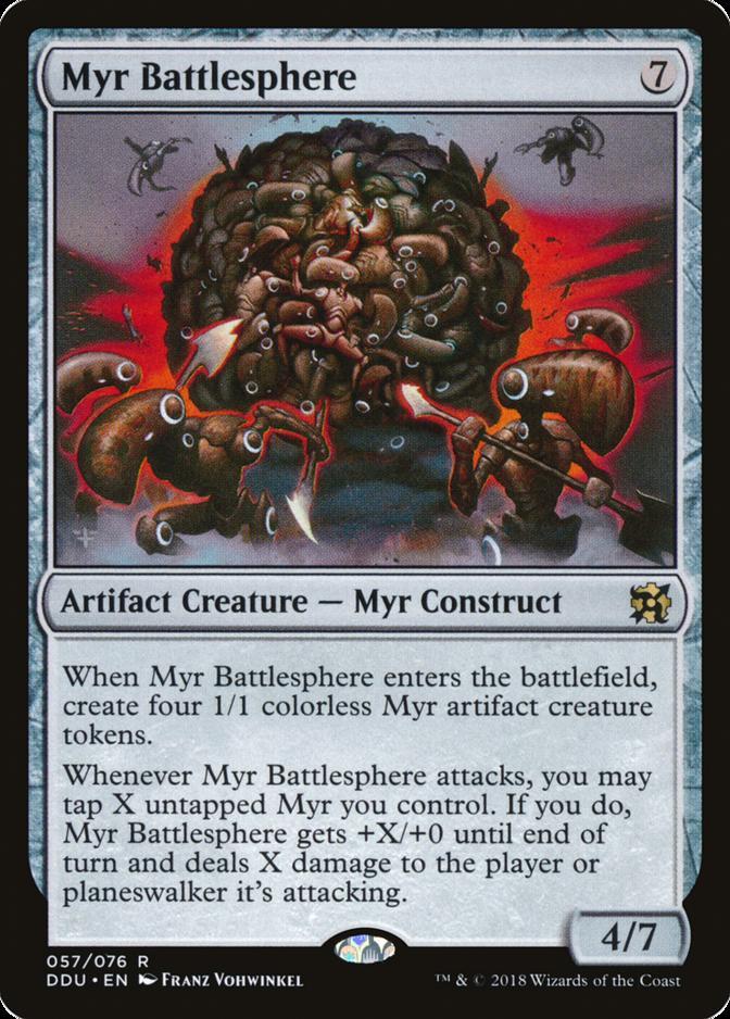 Myr Battlesphere [DDU]