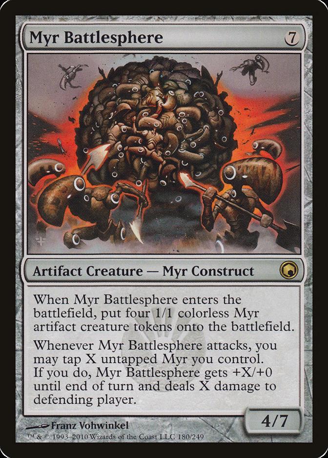 Myr Battlesphere [SOM] (F)