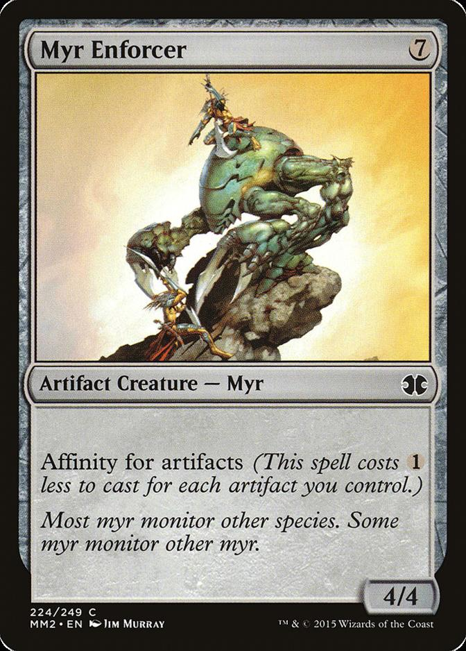 Myr Enforcer [MM2]