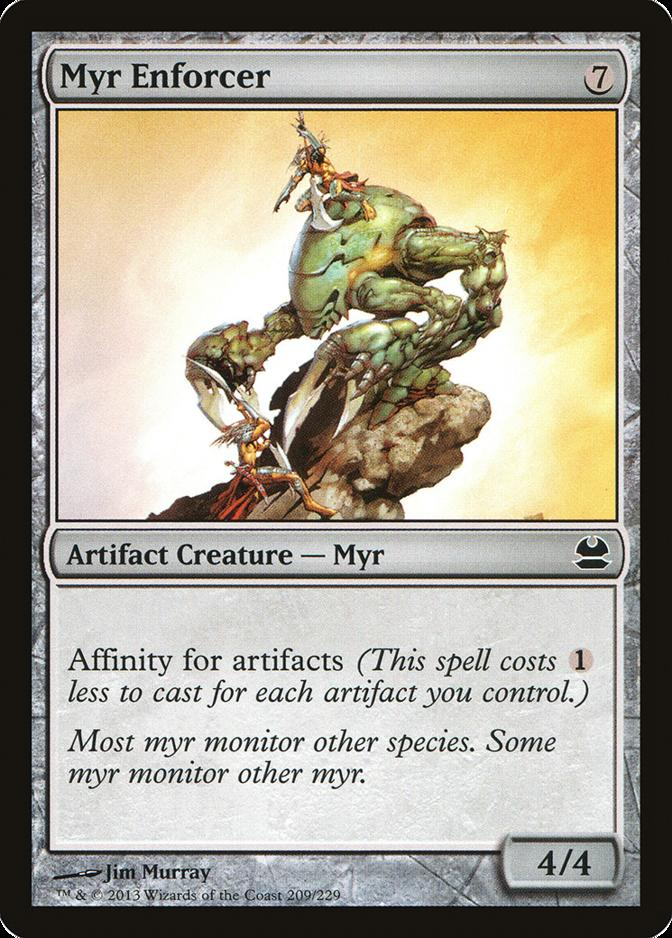 Myr Enforcer [MMA]