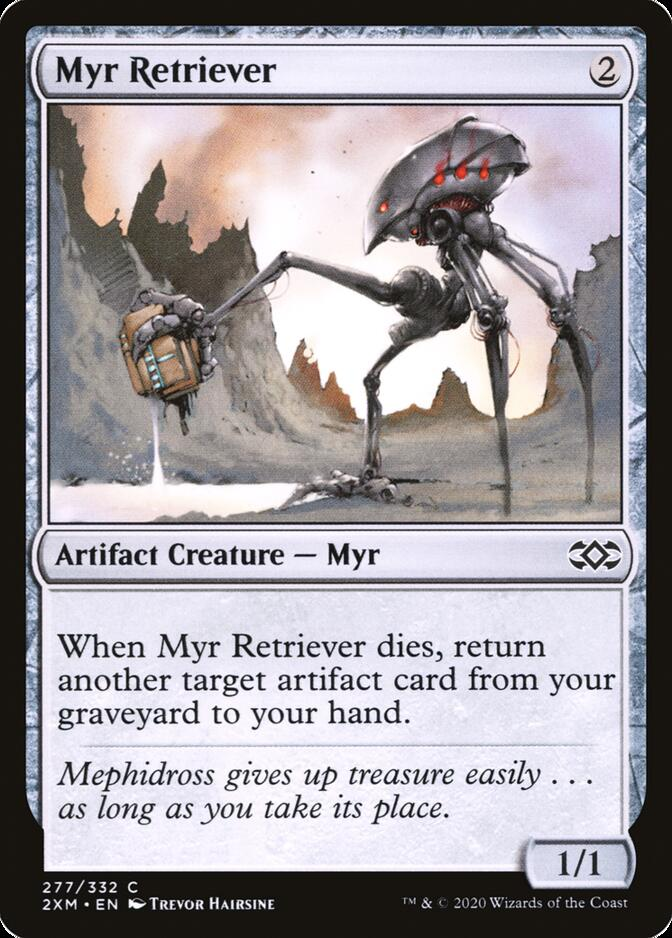 Myr Retriever [2XM]