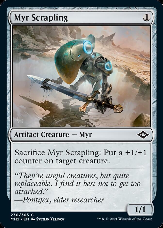 Myr Scrapling [MH2]