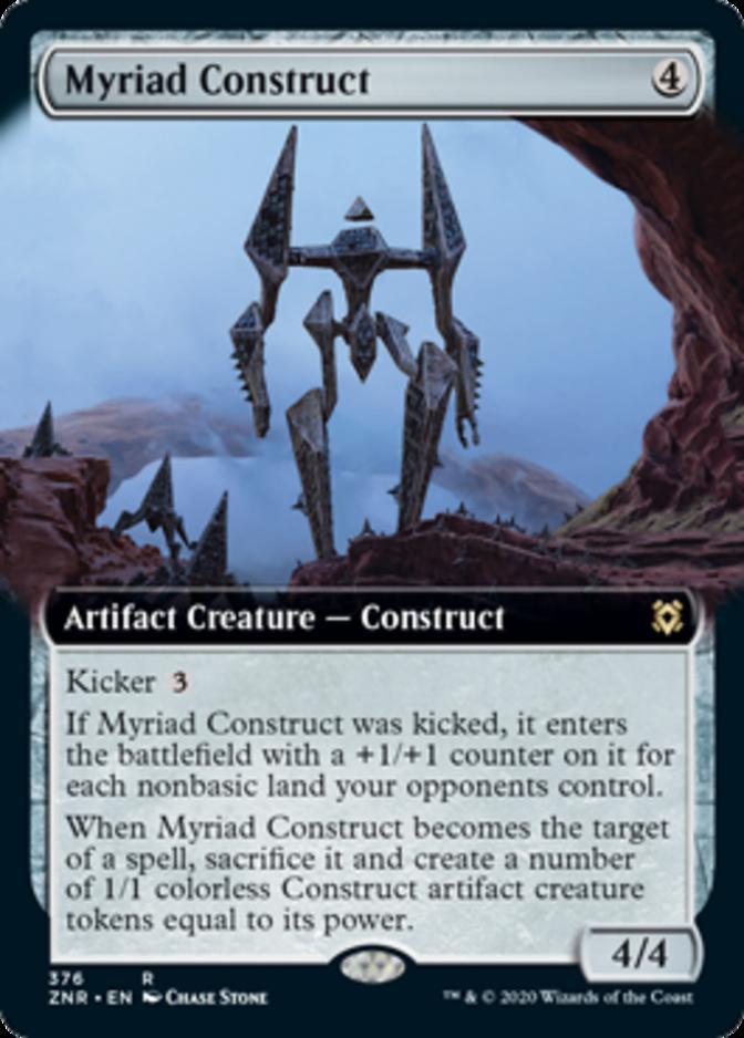 Myriad Construct [PZNR]
