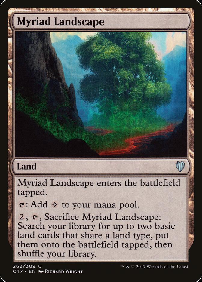 Myriad Landscape [C17]