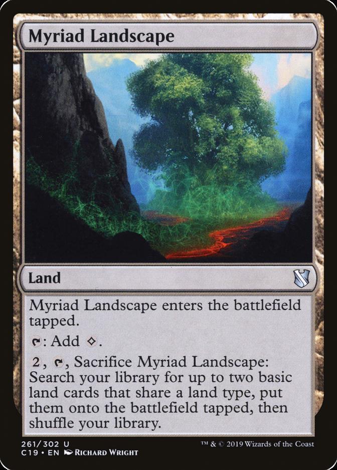 Myriad Landscape [C19] (F)
