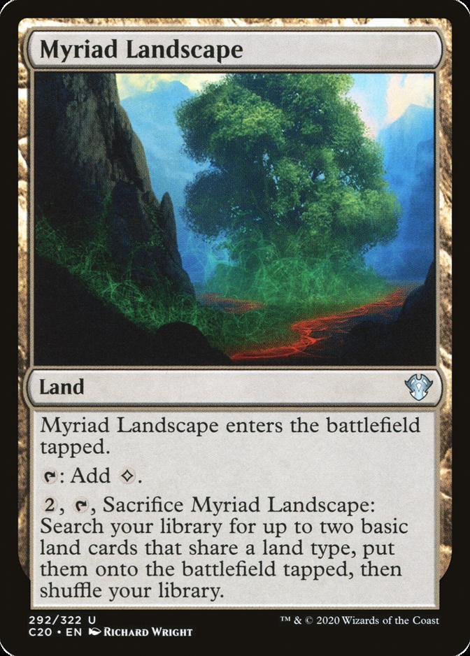 Myriad Landscape [C20]