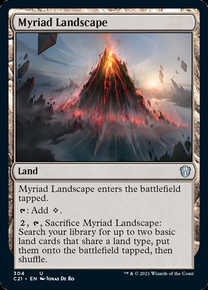 Myriad Landscape [C21]