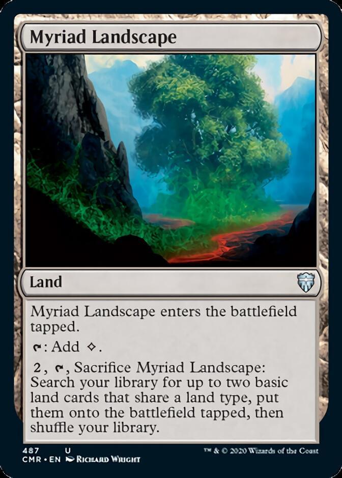 Myriad Landscape [CMR]
