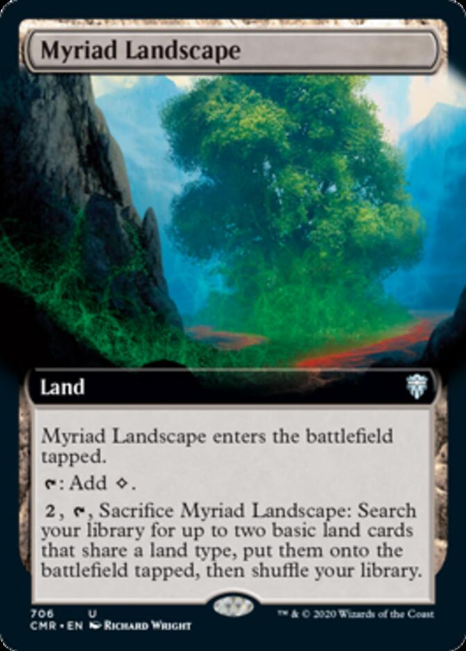 Myriad Landscape <extended> [CMR] (F)