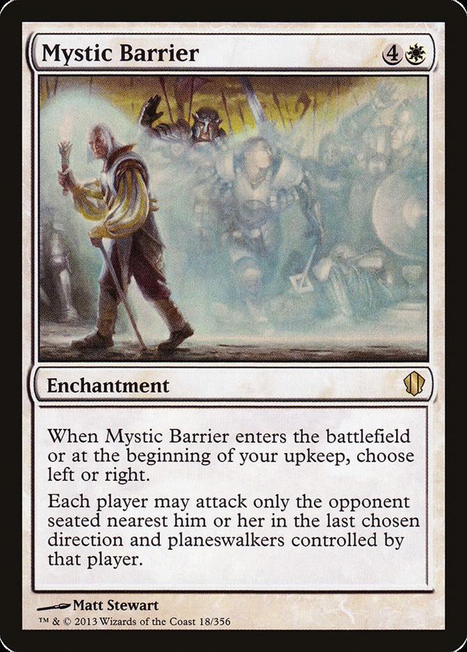 Mystic Barrier [C13]