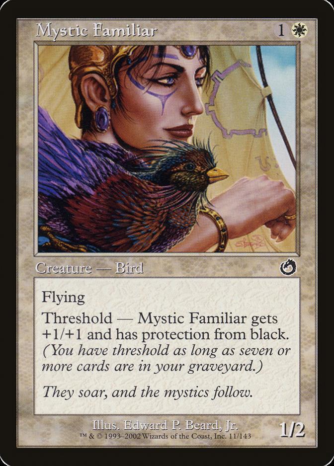 Mystic Familiar [TOR]