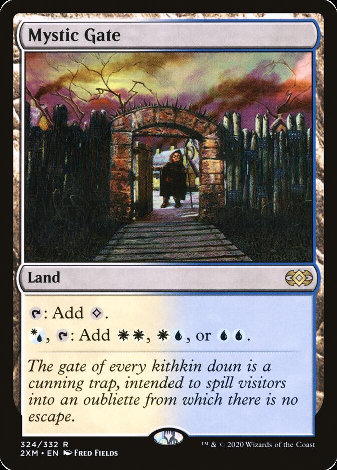 Mystic Gate [2XM]