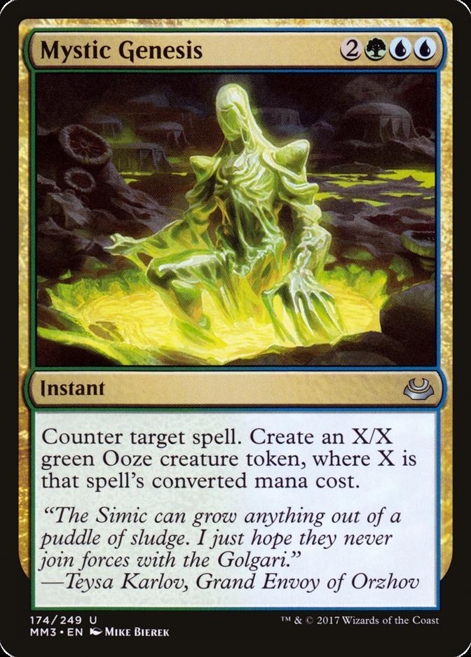 Mystic Genesis [MM3]