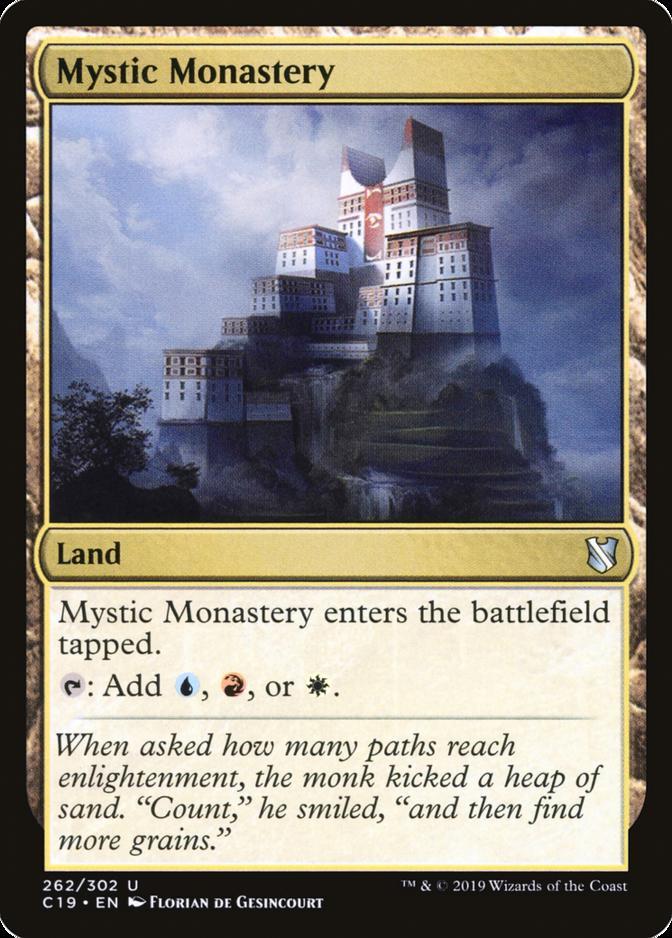 Mystic Monastery [C19]