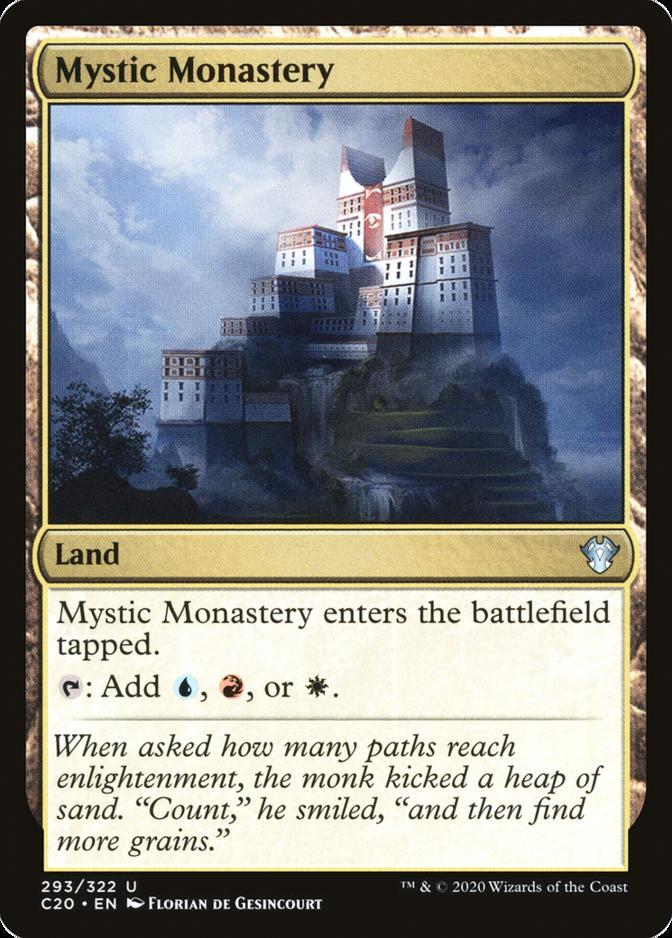 Mystic Monastery [C20]