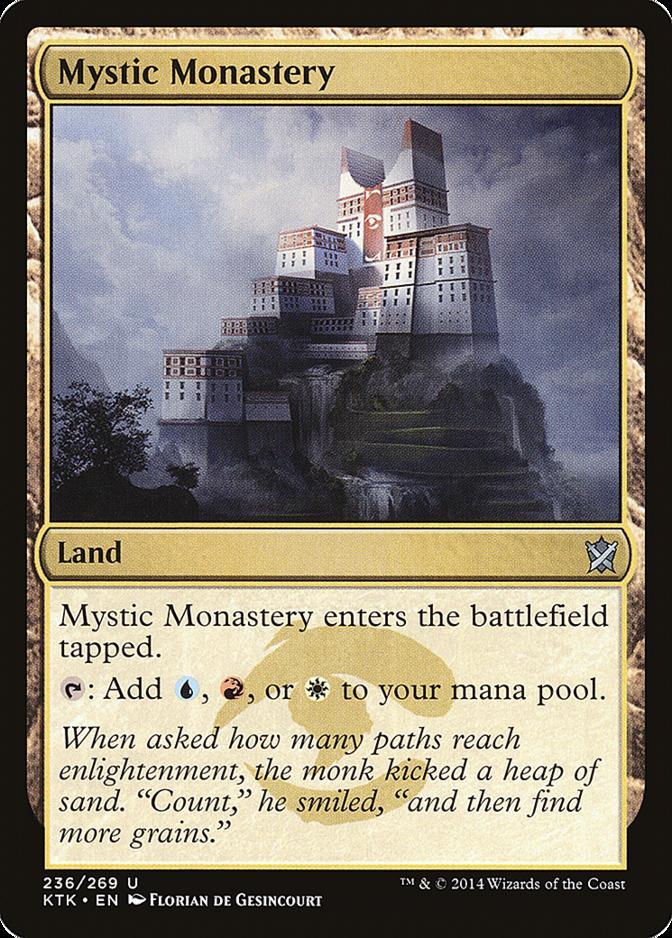 Mystic Monastery [KTK]