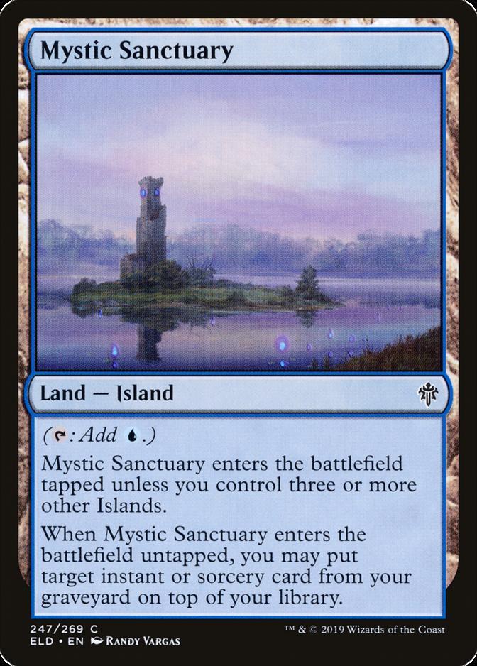 Mystic Sanctuary [ELD]