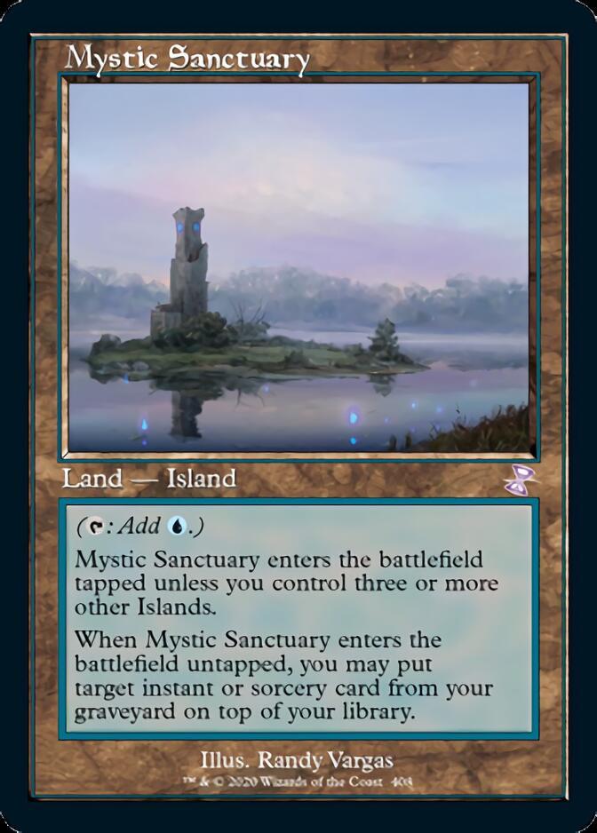 Mystic Sanctuary <timeshifted> [TSR]