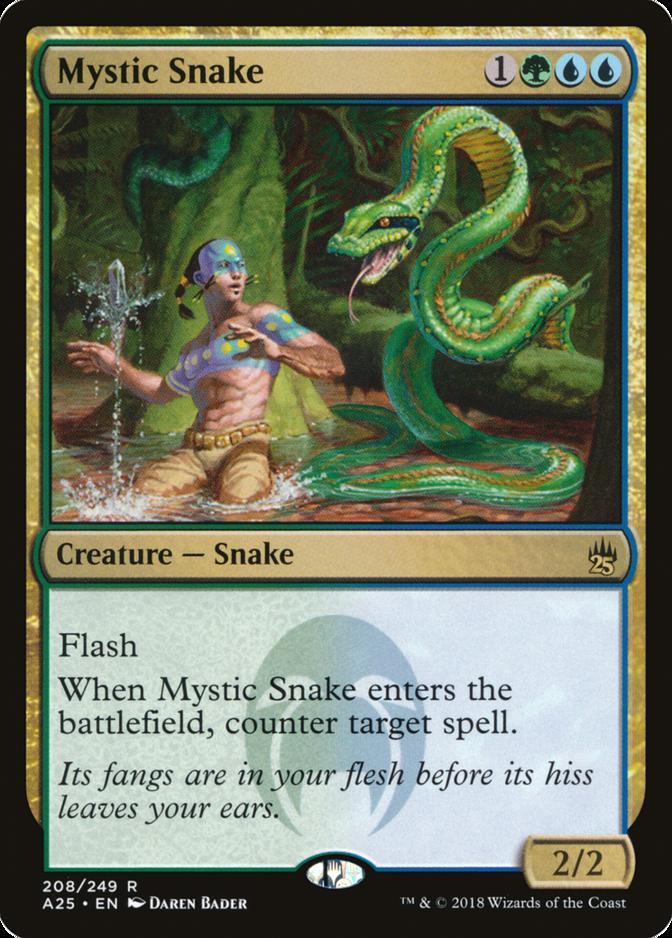 Mystic Snake [A25]
