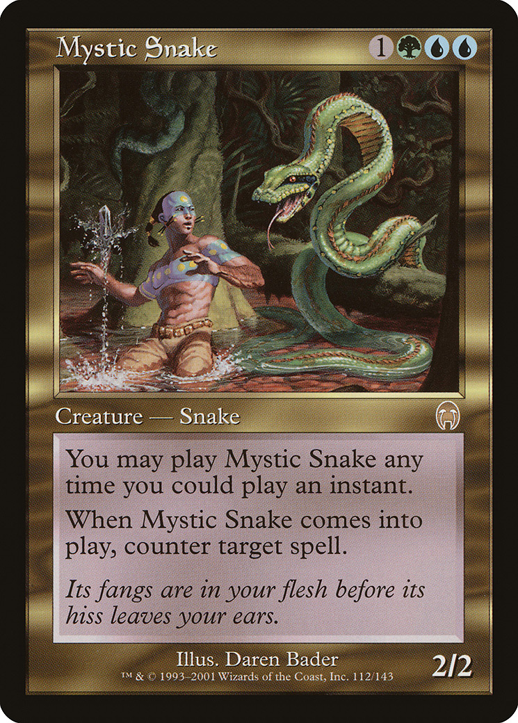 Mystic Snake [AP]