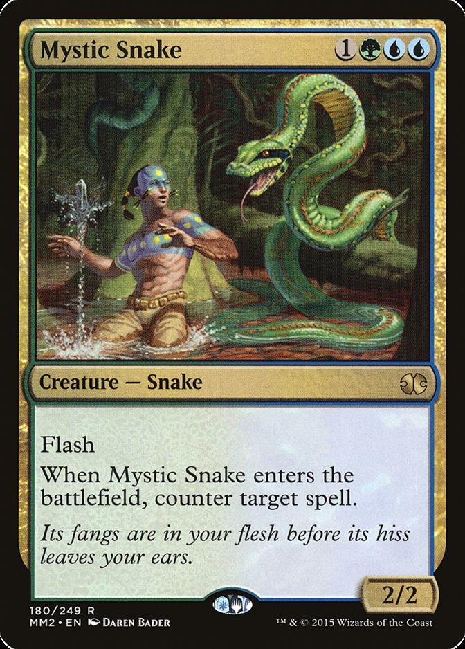 Mystic Snake [MM2]