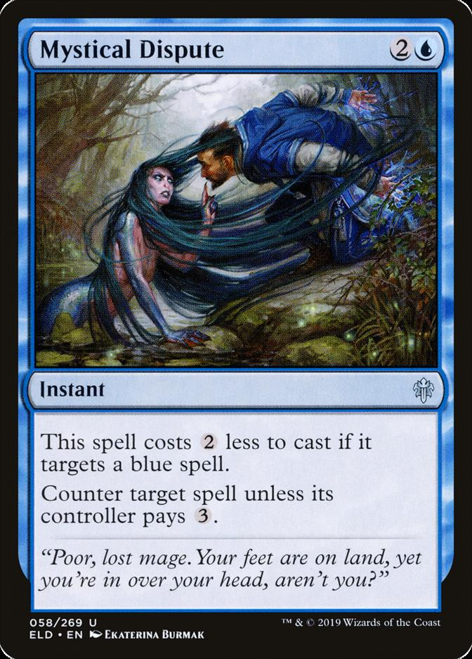Mystical Dispute [ELD]