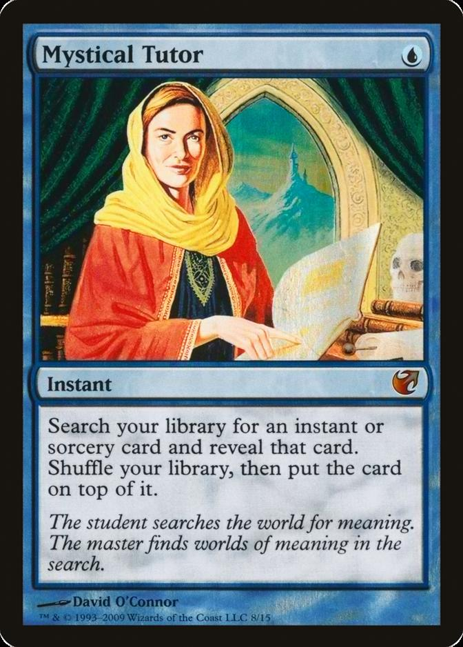 Mystical Tutor [V09] (F)