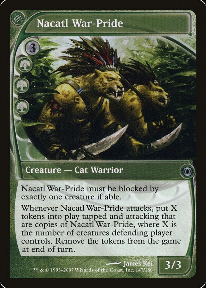 Nacatl War-Pride [FUT]