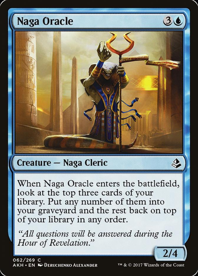 Naga Oracle [AKH] (F)