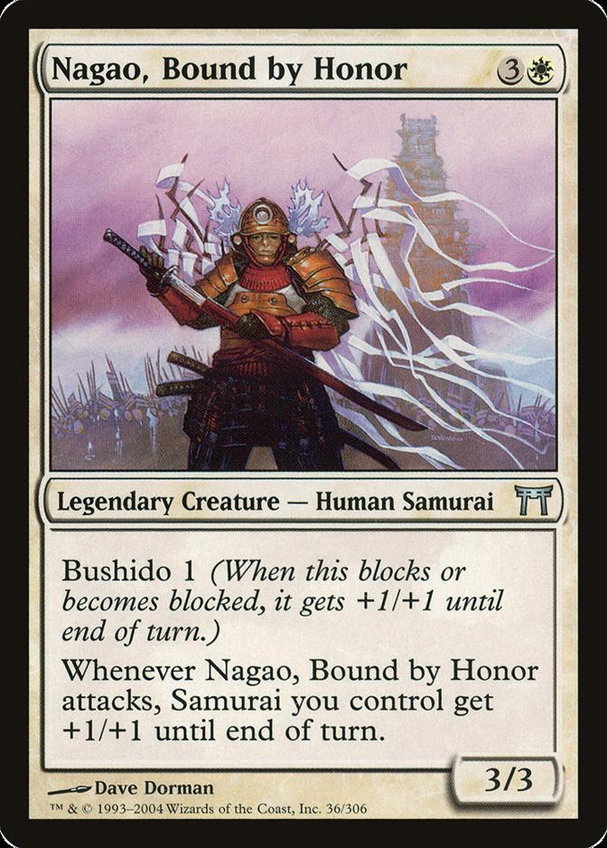 Nagao, Bound by Honor [CHK]