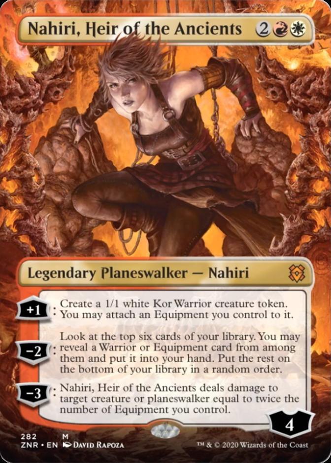 Nahiri, Heir of the Ancients [PZNR]
