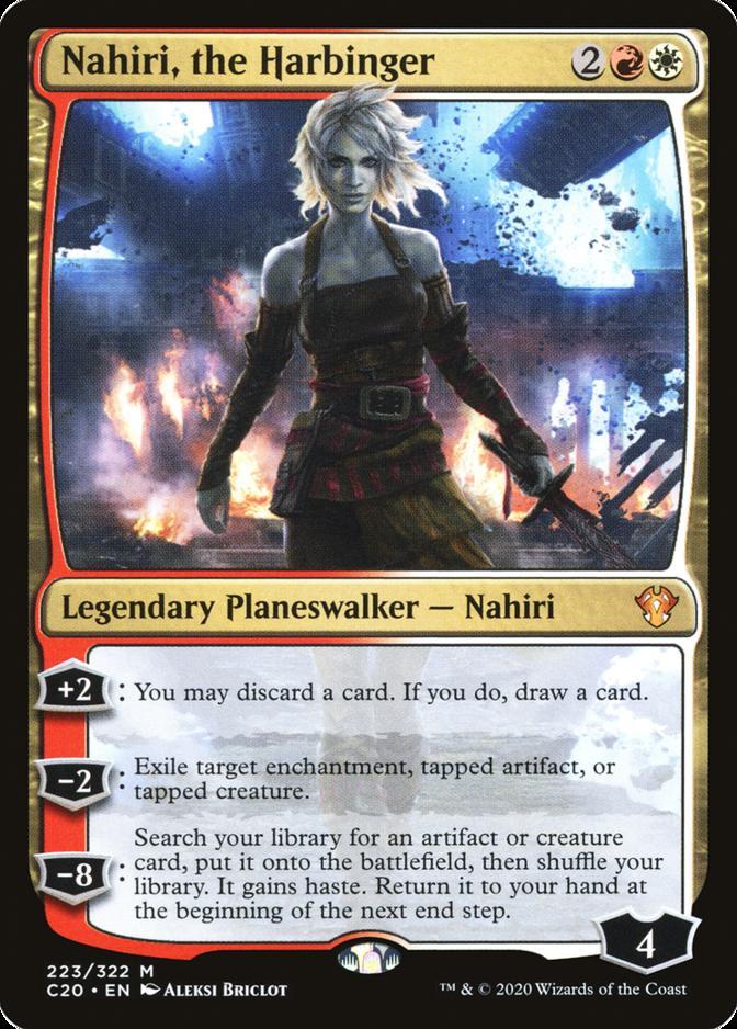 Nahiri, the Harbinger [C20]