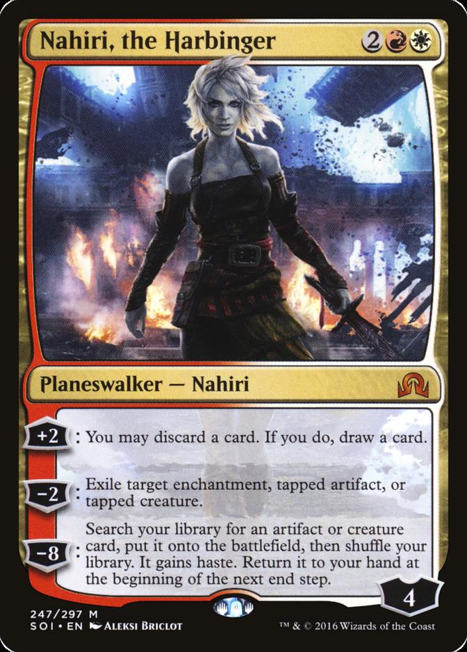 Nahiri, the Harbinger [SOI] (F)