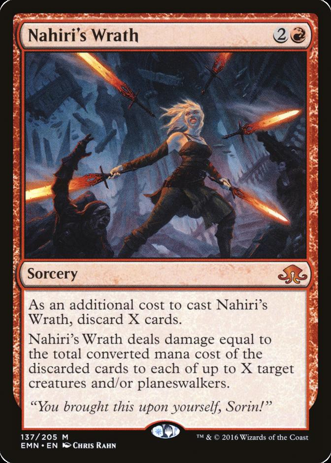 Nahiri's Wrath [EMN]