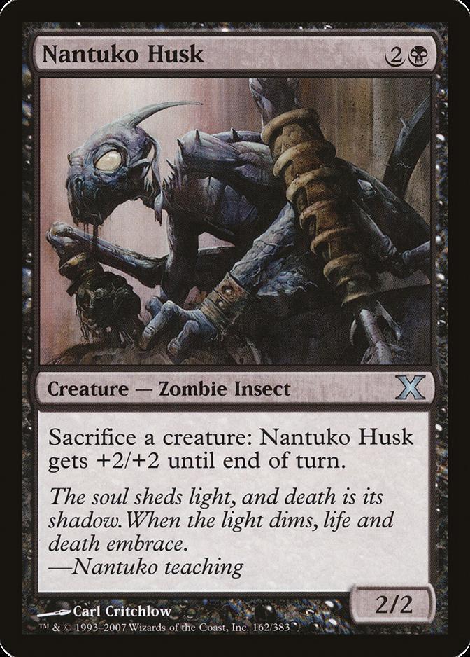 Nantuko Husk [10E] (F)
