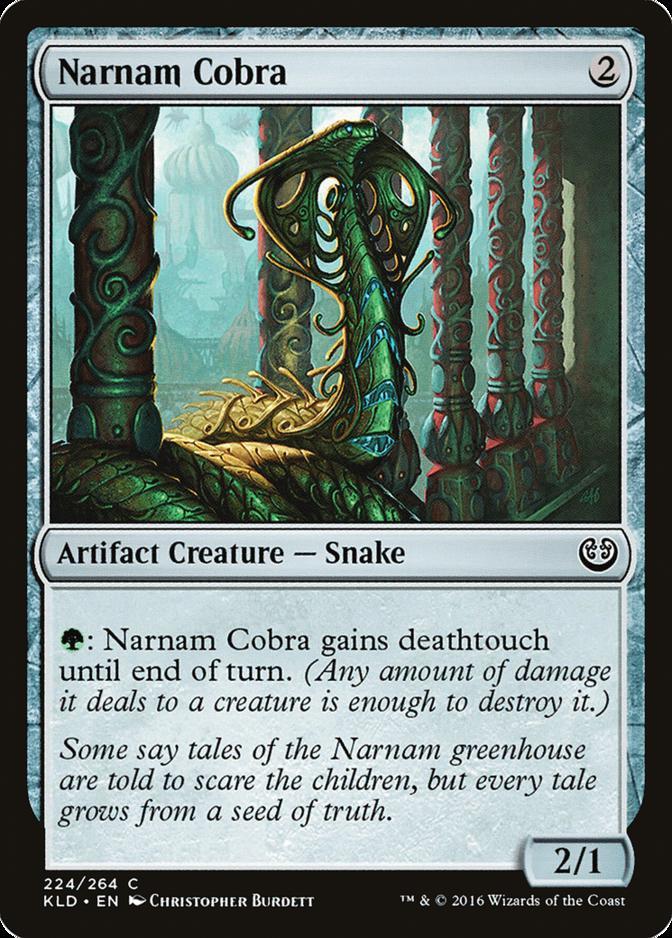 Narnam Cobra [KLD]