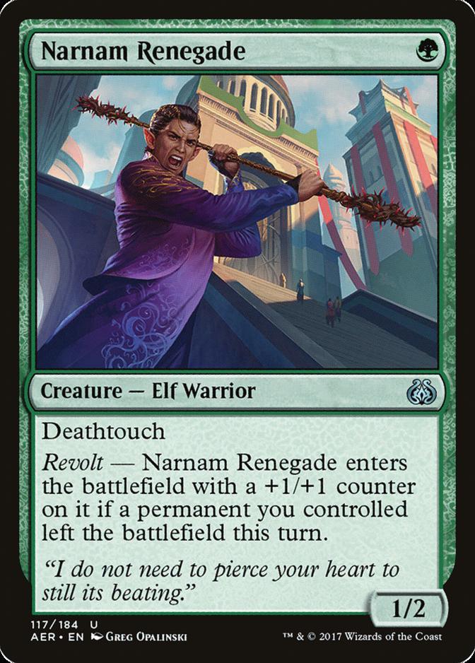 Narnam Renegade [AER]