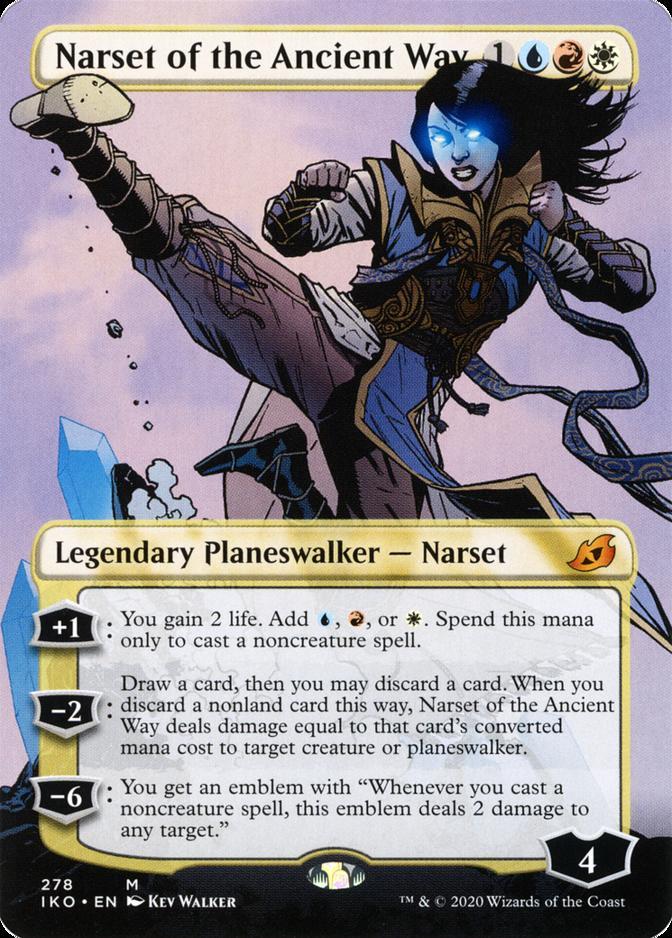 Narset of the Ancient Way [PIKO]