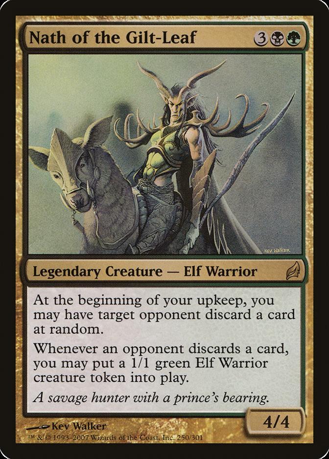 Nath of the Gilt-Leaf [LRW]