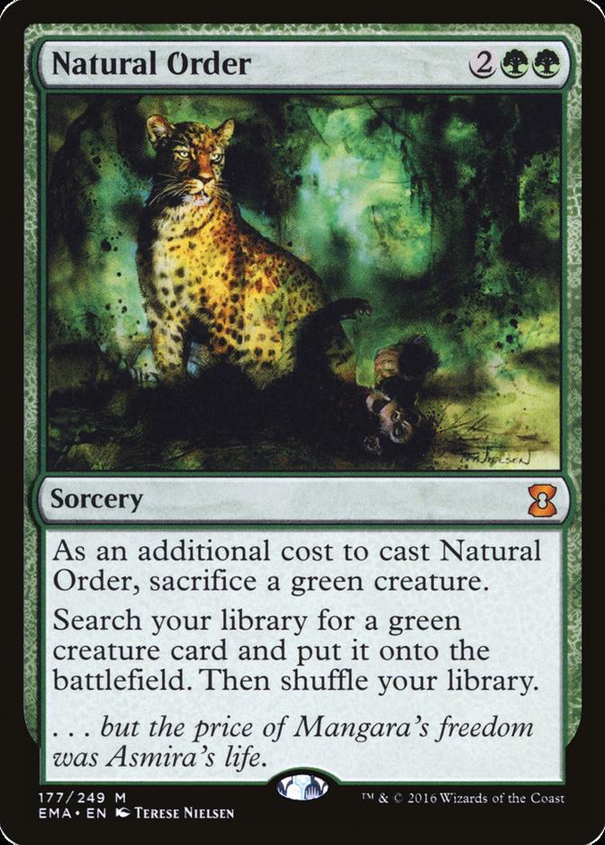 Natural Order [EMA] (F)