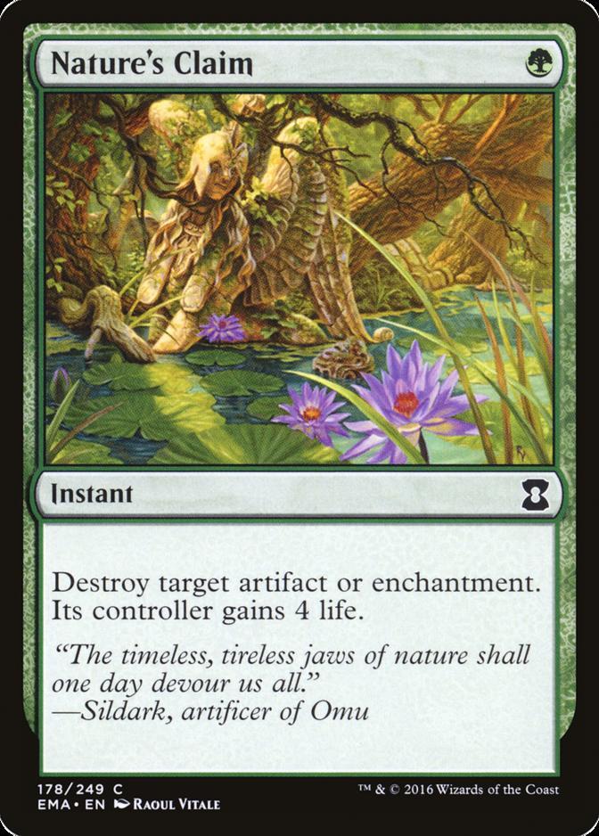 Nature's Claim [EMA]