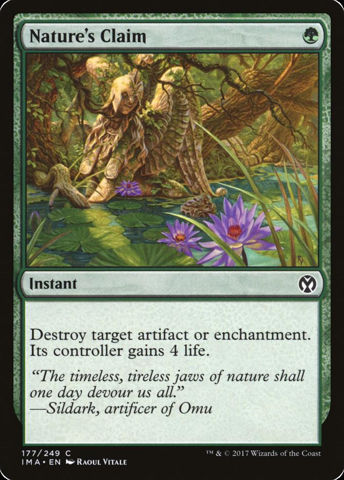 Nature's Claim [IMA]