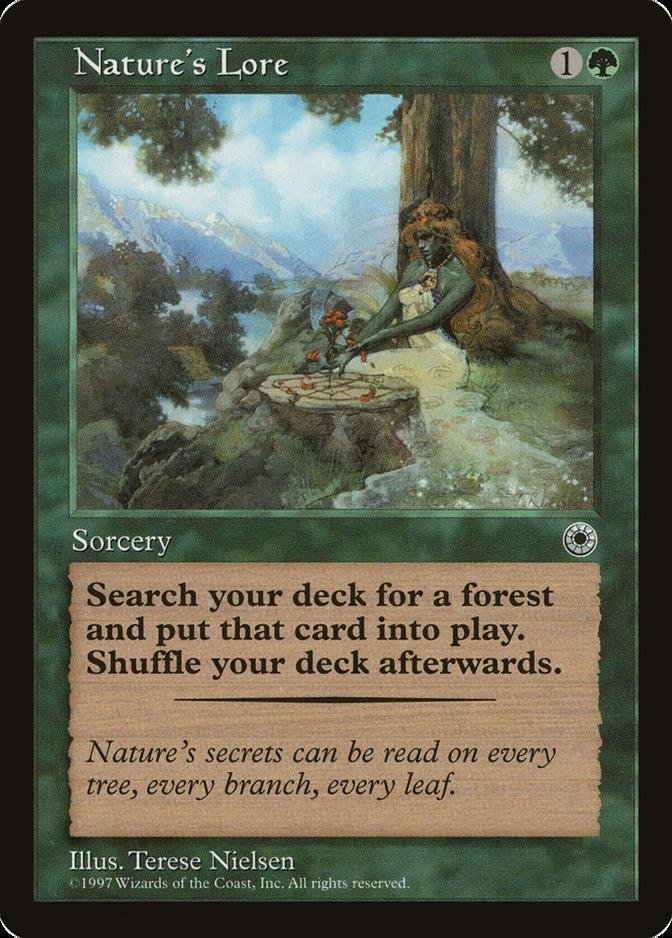Nature's Lore [POR]