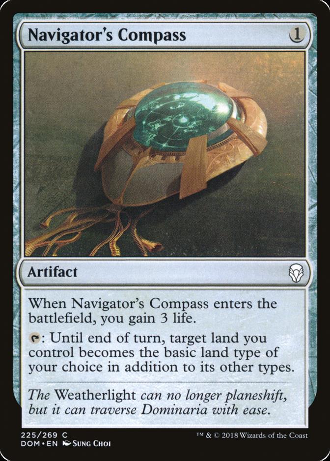 Navigator's Compass [DOM]