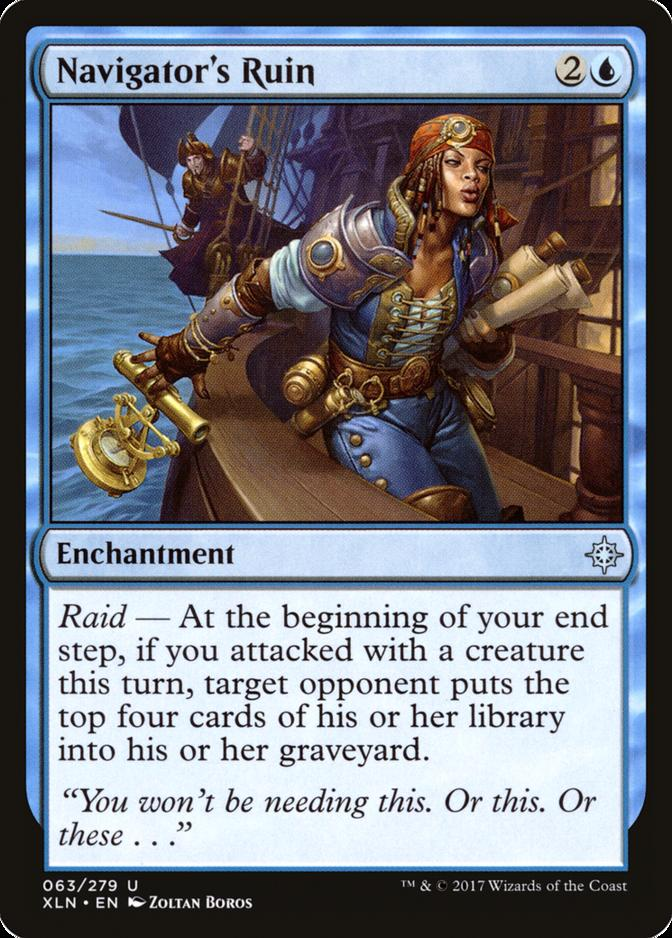 Navigator's Ruin [XLN]