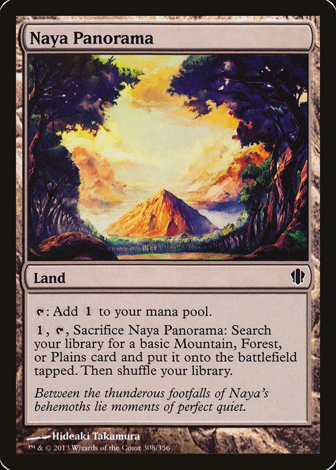 Naya Panorama [C13]