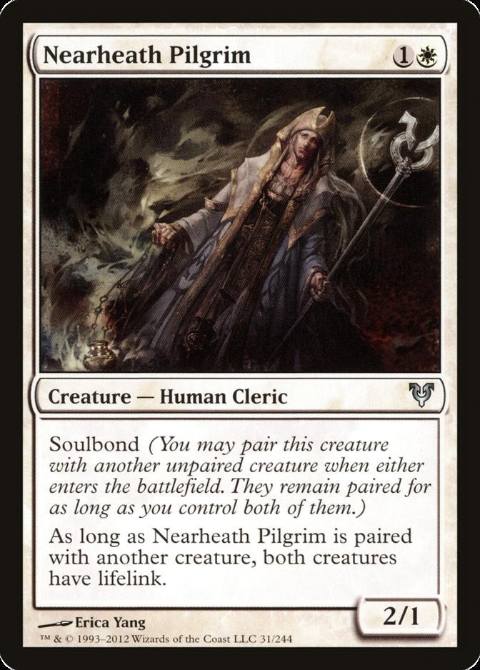 Nearheath Pilgrim [AVR] (F)