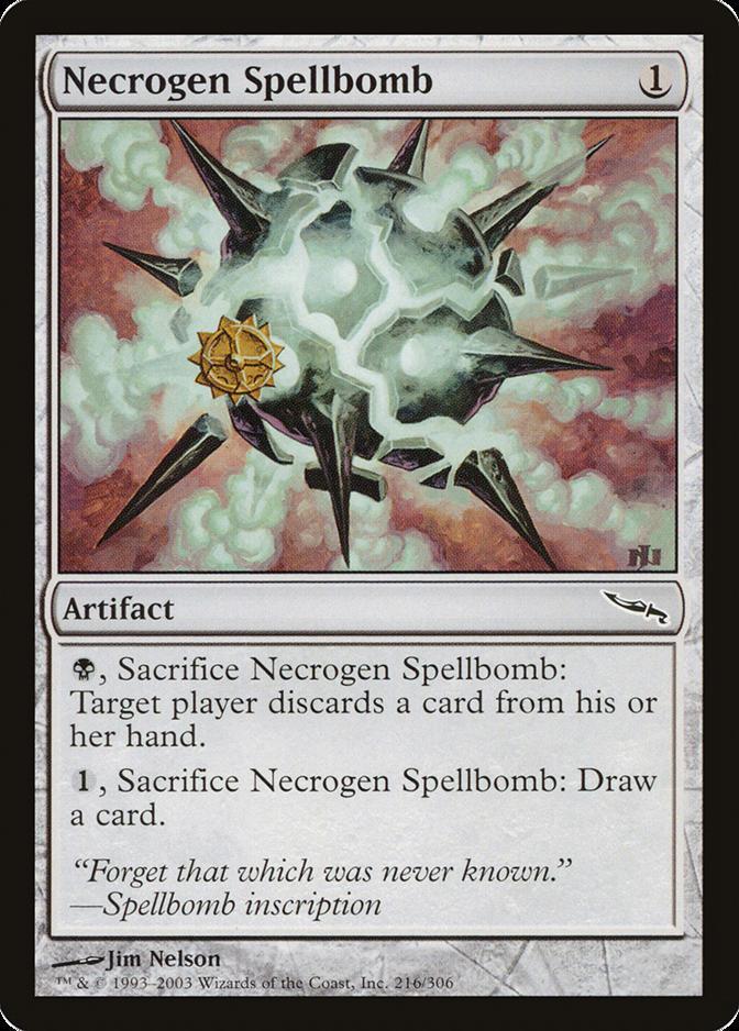 Necrogen Spellbomb [MRD]