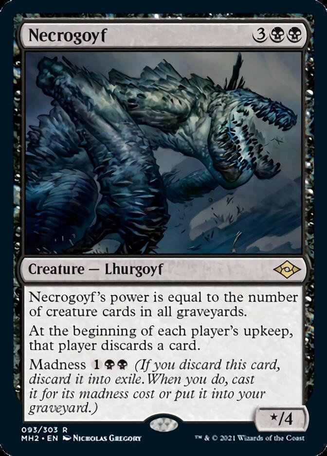Necrogoyf [MH2]