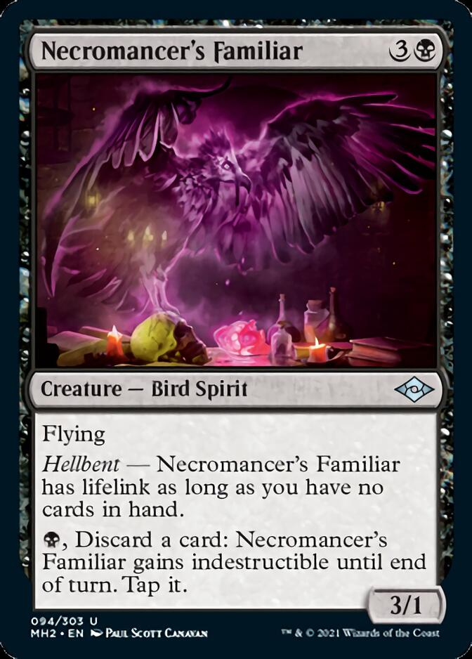 Necromancer's Familiar [MH2]